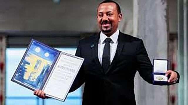 Oslo: Abiy condivide il Nobel per la pace con Afewerki
