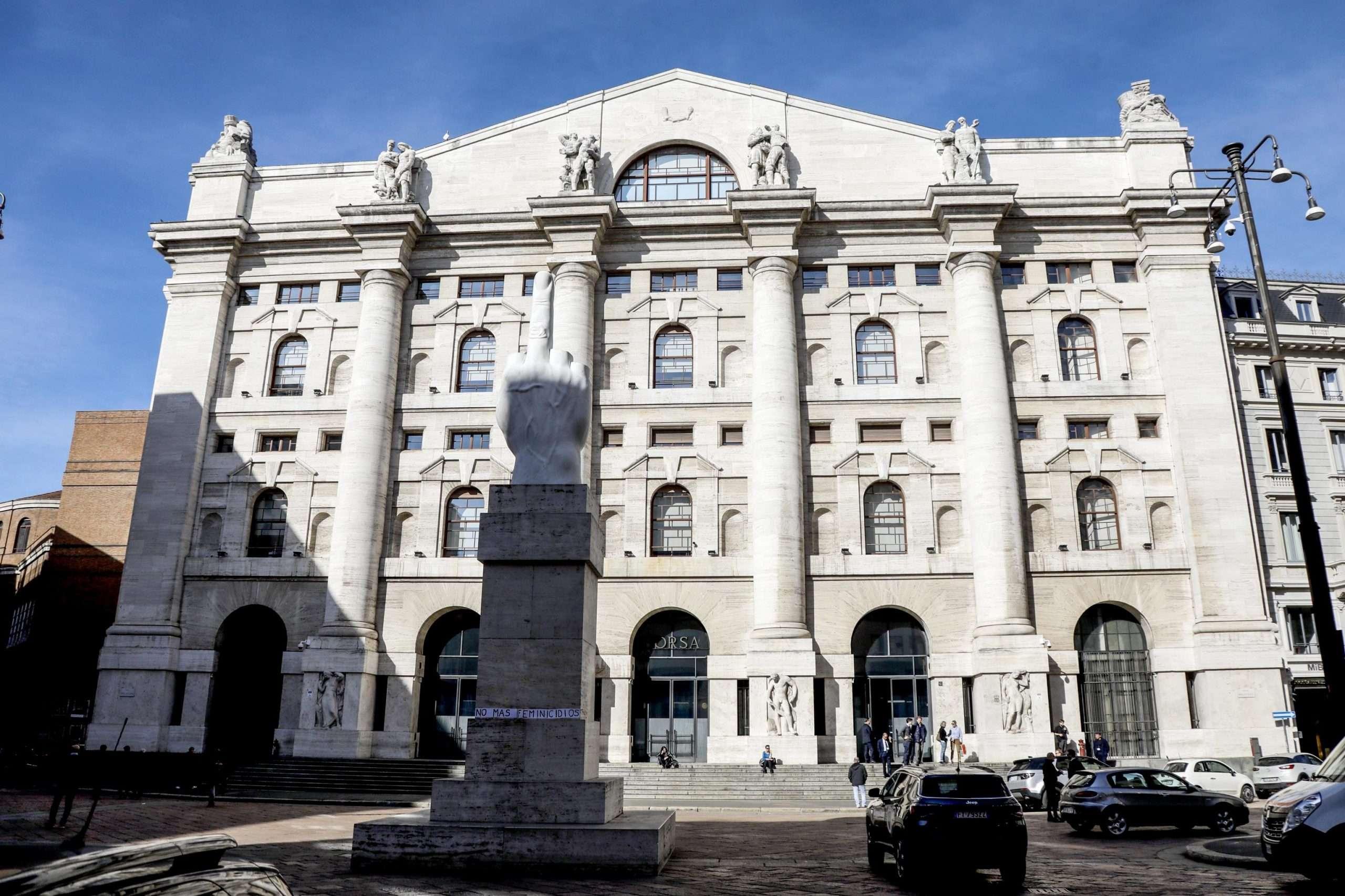 Borsa Italiana: Euronext, Cdp e Intesa Sanpaolo concludono l'acquisto