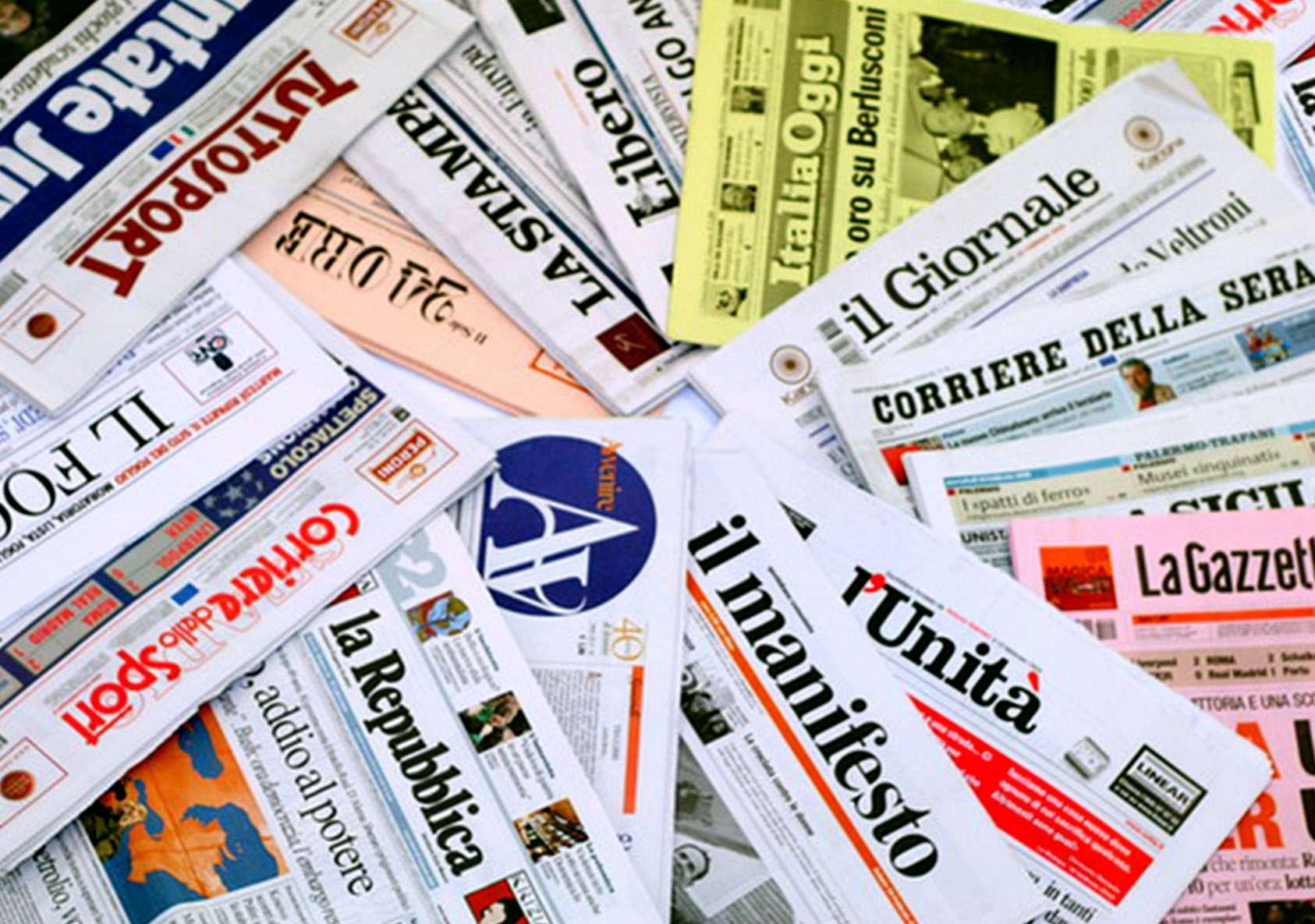 Coronavirus: la pandemia accentua la crisi dei quotidiani, flettono pubblicità e copie