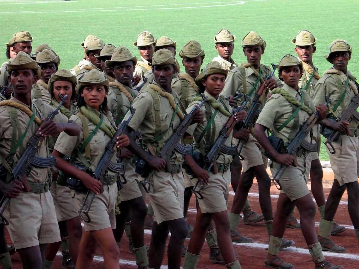 Donne eroiche: Alganesh Kahsay, detta Britanya, la guerrigliera simbolo della resistenza eritrea